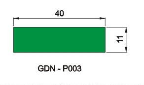 平面垫条 6F-D-006