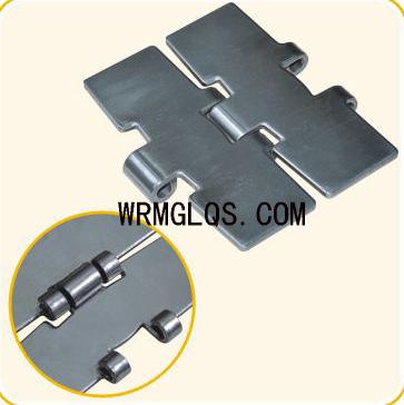 不锈钢单铰链板 6F-A-008